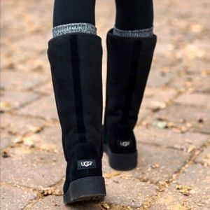 🎄🎁UGG Pure shearling tall boots
